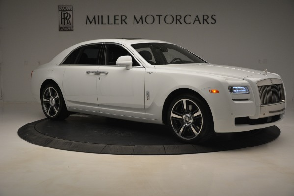 Used 2014 Rolls-Royce Ghost V-Spec for sale Sold at Alfa Romeo of Greenwich in Greenwich CT 06830 12