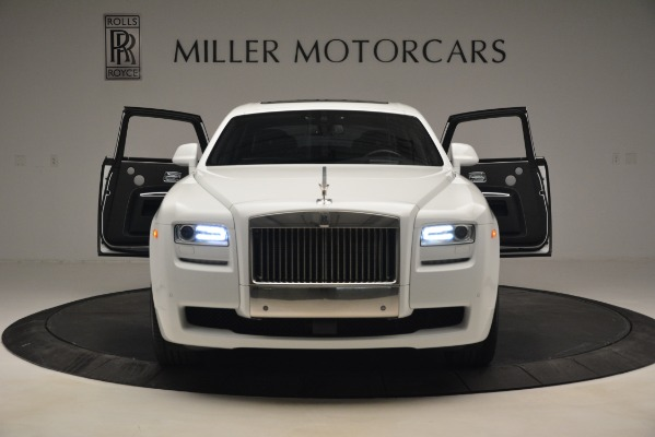 Used 2014 Rolls-Royce Ghost V-Spec for sale Sold at Alfa Romeo of Greenwich in Greenwich CT 06830 13