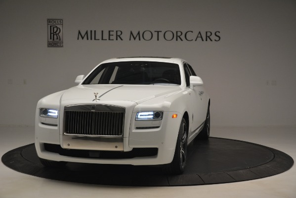 Used 2014 Rolls-Royce Ghost V-Spec for sale Sold at Alfa Romeo of Greenwich in Greenwich CT 06830 3