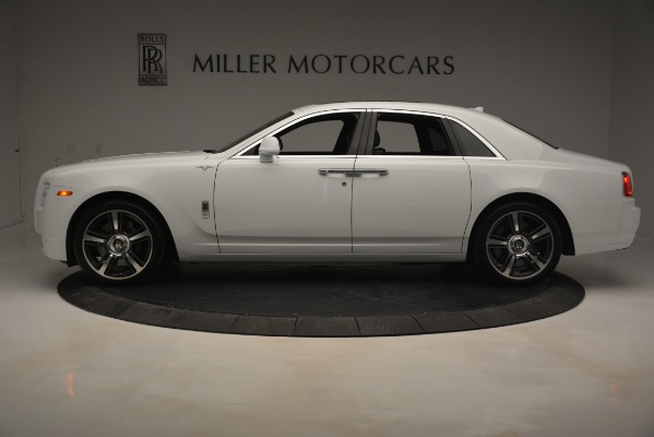 Used 2014 Rolls-Royce Ghost V-Spec for sale Sold at Alfa Romeo of Greenwich in Greenwich CT 06830 4