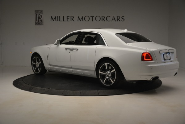 Used 2014 Rolls-Royce Ghost V-Spec for sale Sold at Alfa Romeo of Greenwich in Greenwich CT 06830 5
