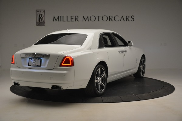 Used 2014 Rolls-Royce Ghost V-Spec for sale Sold at Alfa Romeo of Greenwich in Greenwich CT 06830 8