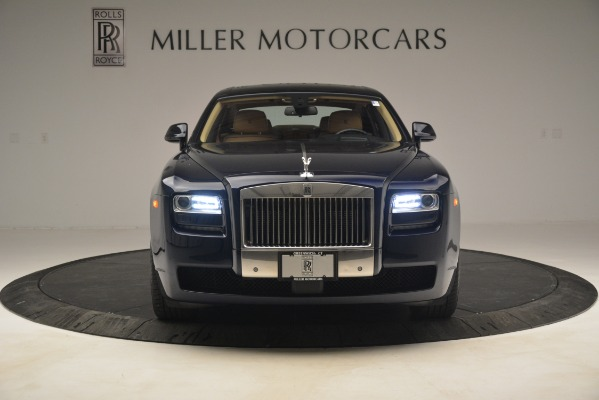 Used 2014 Rolls-Royce Ghost for sale Sold at Alfa Romeo of Greenwich in Greenwich CT 06830 12