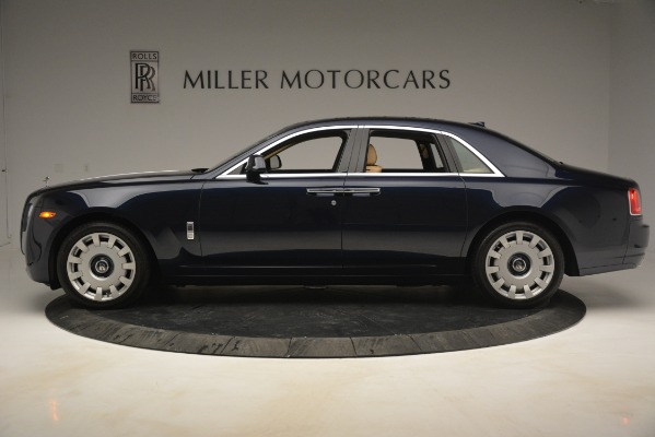 Used 2014 Rolls-Royce Ghost for sale Sold at Alfa Romeo of Greenwich in Greenwich CT 06830 4