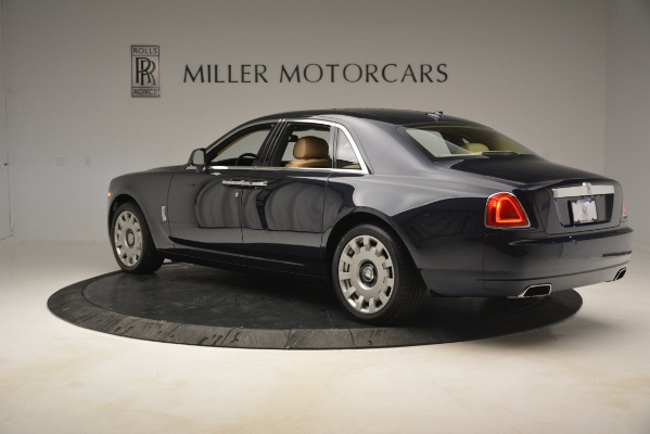Used 2014 Rolls-Royce Ghost for sale Sold at Alfa Romeo of Greenwich in Greenwich CT 06830 5