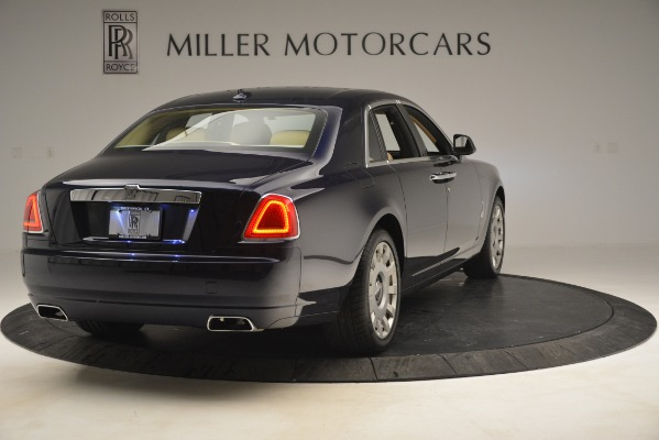 Used 2014 Rolls-Royce Ghost for sale Sold at Alfa Romeo of Greenwich in Greenwich CT 06830 7