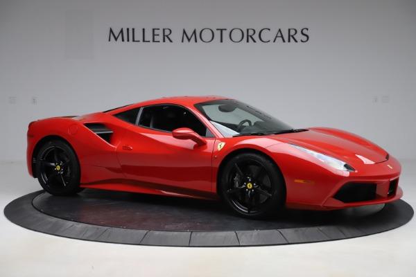 Used 2018 Ferrari 488 GTB for sale $245,900 at Alfa Romeo of Greenwich in Greenwich CT 06830 10