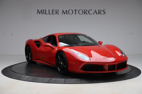 Used 2018 Ferrari 488 GTB for sale $249,900 at Alfa Romeo of Greenwich in Greenwich CT 06830 11