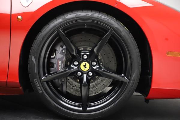Used 2018 Ferrari 488 GTB for sale $245,900 at Alfa Romeo of Greenwich in Greenwich CT 06830 13