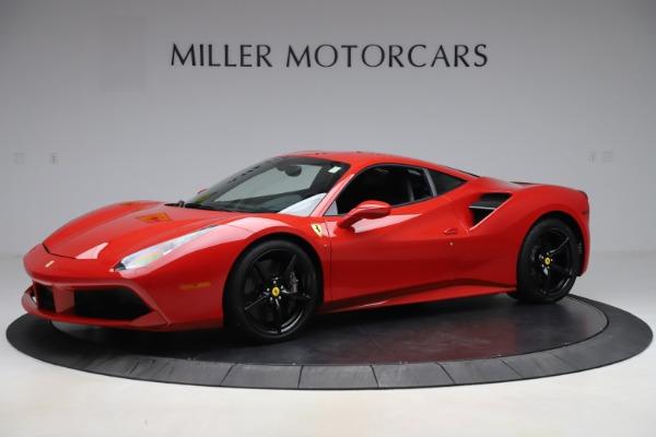 Used 2018 Ferrari 488 GTB for sale $245,900 at Alfa Romeo of Greenwich in Greenwich CT 06830 2