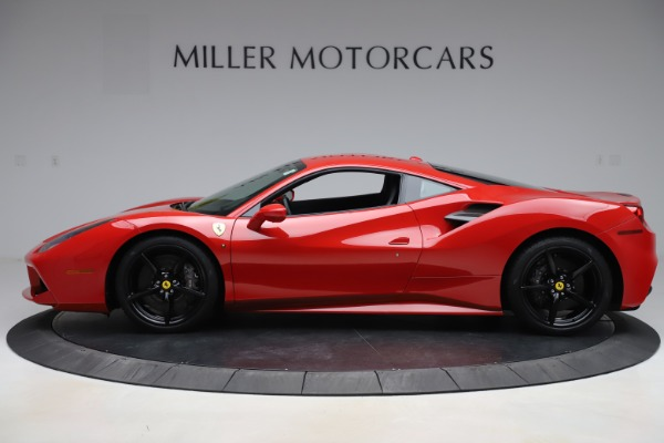 Used 2018 Ferrari 488 GTB for sale $249,900 at Alfa Romeo of Greenwich in Greenwich CT 06830 3