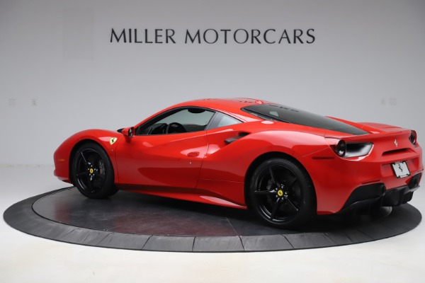 Used 2018 Ferrari 488 GTB for sale $249,900 at Alfa Romeo of Greenwich in Greenwich CT 06830 4