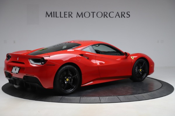Used 2018 Ferrari 488 GTB for sale $249,900 at Alfa Romeo of Greenwich in Greenwich CT 06830 8