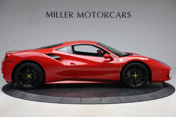 Used 2018 Ferrari 488 GTB for sale $249,900 at Alfa Romeo of Greenwich in Greenwich CT 06830 9