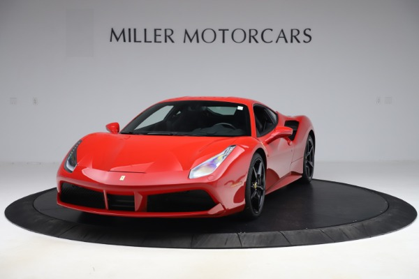 Used 2018 Ferrari 488 GTB for sale $249,900 at Alfa Romeo of Greenwich in Greenwich CT 06830 1