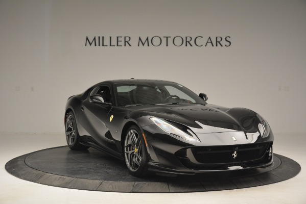 Used 2018 Ferrari 812 Superfast for sale $347,900 at Alfa Romeo of Greenwich in Greenwich CT 06830 11