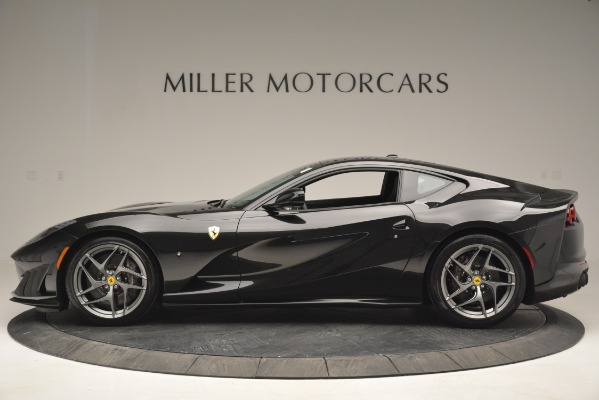 Used 2018 Ferrari 812 Superfast for sale $347,900 at Alfa Romeo of Greenwich in Greenwich CT 06830 3