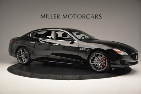 Used 2015 Maserati Quattroporte GTS for sale Sold at Alfa Romeo of Greenwich in Greenwich CT 06830 10