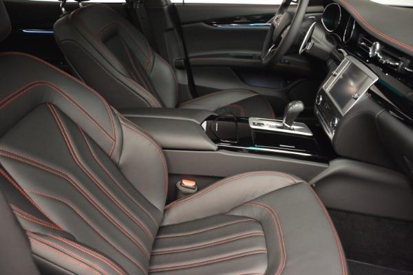 Used 2015 Maserati Quattroporte GTS for sale Sold at Alfa Romeo of Greenwich in Greenwich CT 06830 17