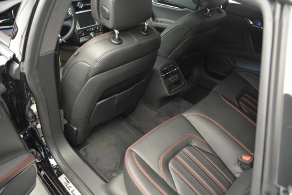 Used 2015 Maserati Quattroporte GTS for sale Sold at Alfa Romeo of Greenwich in Greenwich CT 06830 19