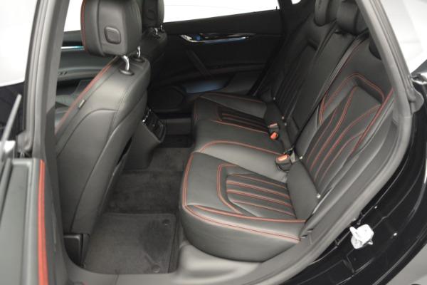 Used 2015 Maserati Quattroporte GTS for sale Sold at Alfa Romeo of Greenwich in Greenwich CT 06830 20