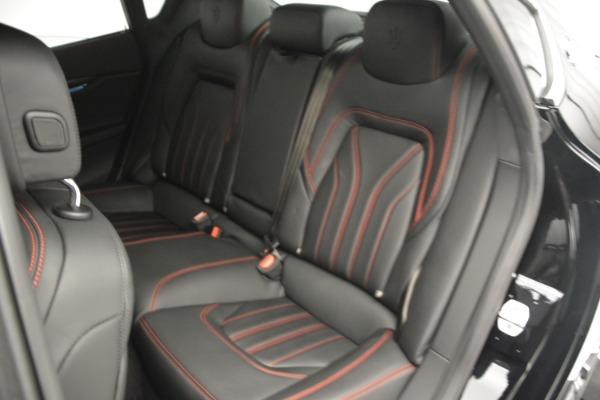 Used 2015 Maserati Quattroporte GTS for sale Sold at Alfa Romeo of Greenwich in Greenwich CT 06830 21