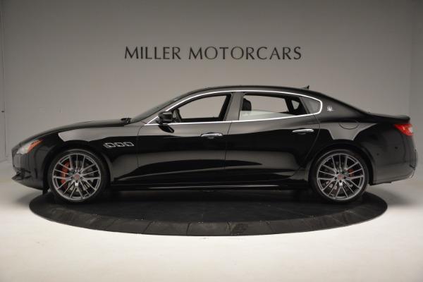 Used 2015 Maserati Quattroporte GTS for sale Sold at Alfa Romeo of Greenwich in Greenwich CT 06830 3