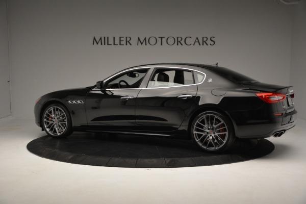 Used 2015 Maserati Quattroporte GTS for sale Sold at Alfa Romeo of Greenwich in Greenwich CT 06830 4
