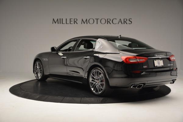 Used 2015 Maserati Quattroporte GTS for sale Sold at Alfa Romeo of Greenwich in Greenwich CT 06830 5