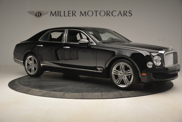 Used 2013 Bentley Mulsanne Le Mans Edition for sale Sold at Alfa Romeo of Greenwich in Greenwich CT 06830 10