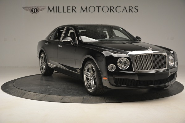 Used 2013 Bentley Mulsanne Le Mans Edition for sale Sold at Alfa Romeo of Greenwich in Greenwich CT 06830 11