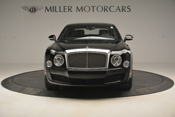 Used 2013 Bentley Mulsanne Le Mans Edition for sale Sold at Alfa Romeo of Greenwich in Greenwich CT 06830 12