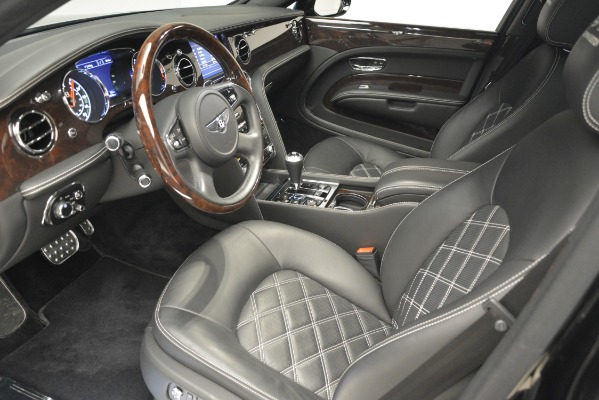 Used 2013 Bentley Mulsanne Le Mans Edition for sale Sold at Alfa Romeo of Greenwich in Greenwich CT 06830 18