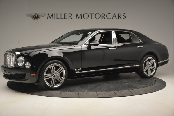 Used 2013 Bentley Mulsanne Le Mans Edition for sale Sold at Alfa Romeo of Greenwich in Greenwich CT 06830 2