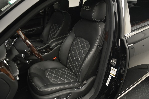 Used 2013 Bentley Mulsanne Le Mans Edition for sale Sold at Alfa Romeo of Greenwich in Greenwich CT 06830 20