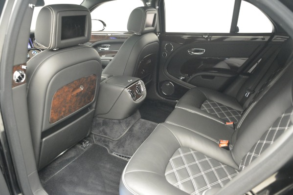 Used 2013 Bentley Mulsanne Le Mans Edition for sale Sold at Alfa Romeo of Greenwich in Greenwich CT 06830 25