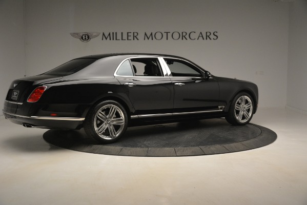 Used 2013 Bentley Mulsanne Le Mans Edition for sale Sold at Alfa Romeo of Greenwich in Greenwich CT 06830 8