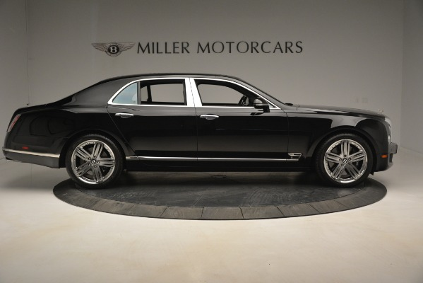 Used 2013 Bentley Mulsanne Le Mans Edition for sale Sold at Alfa Romeo of Greenwich in Greenwich CT 06830 9