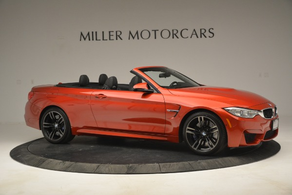 Used 2016 BMW M4 for sale Sold at Alfa Romeo of Greenwich in Greenwich CT 06830 11