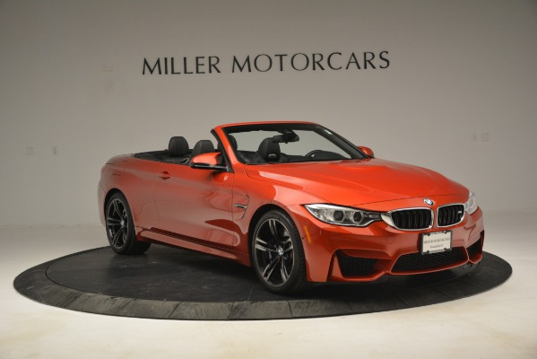 Used 2016 BMW M4 for sale Sold at Alfa Romeo of Greenwich in Greenwich CT 06830 12