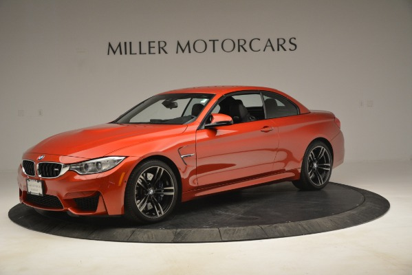 Used 2016 BMW M4 for sale Sold at Alfa Romeo of Greenwich in Greenwich CT 06830 13