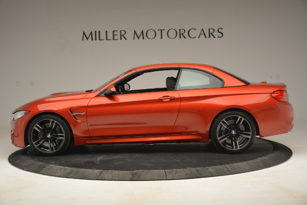 Used 2016 BMW M4 for sale Sold at Alfa Romeo of Greenwich in Greenwich CT 06830 14