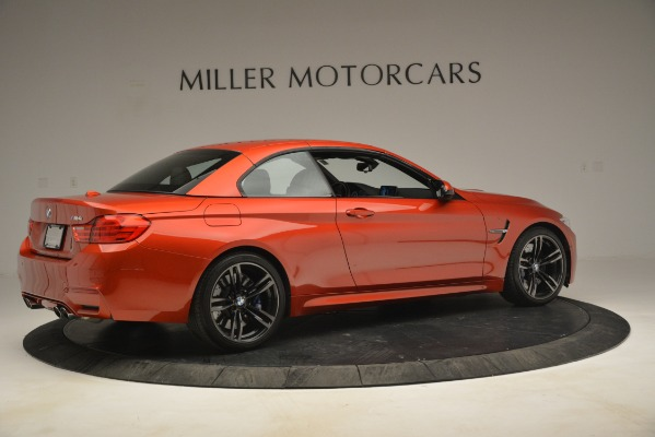Used 2016 BMW M4 for sale Sold at Alfa Romeo of Greenwich in Greenwich CT 06830 15