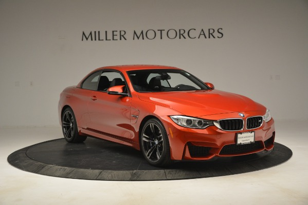 Used 2016 BMW M4 for sale Sold at Alfa Romeo of Greenwich in Greenwich CT 06830 17
