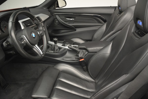 Used 2016 BMW M4 for sale Sold at Alfa Romeo of Greenwich in Greenwich CT 06830 19
