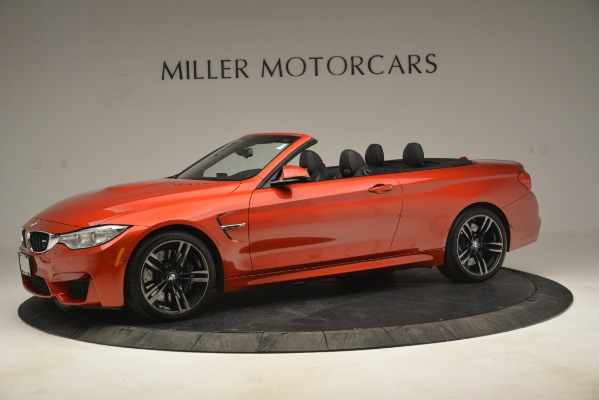 Used 2016 BMW M4 for sale Sold at Alfa Romeo of Greenwich in Greenwich CT 06830 2