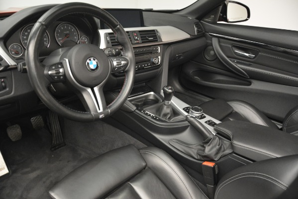 Used 2016 BMW M4 for sale Sold at Alfa Romeo of Greenwich in Greenwich CT 06830 20