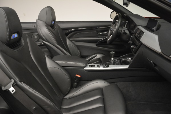Used 2016 BMW M4 for sale Sold at Alfa Romeo of Greenwich in Greenwich CT 06830 23
