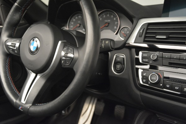 Used 2016 BMW M4 for sale Sold at Alfa Romeo of Greenwich in Greenwich CT 06830 27