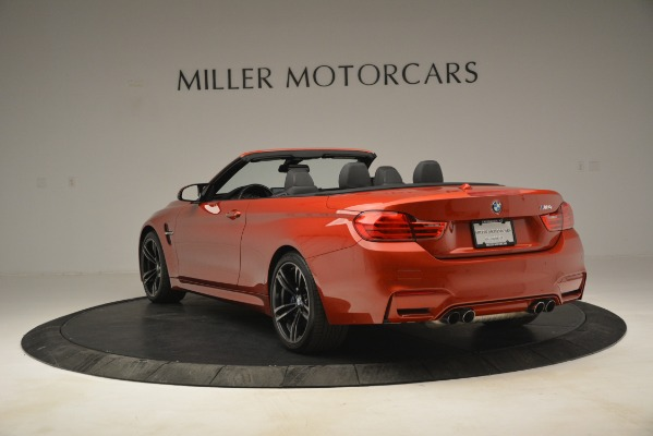 Used 2016 BMW M4 for sale Sold at Alfa Romeo of Greenwich in Greenwich CT 06830 5